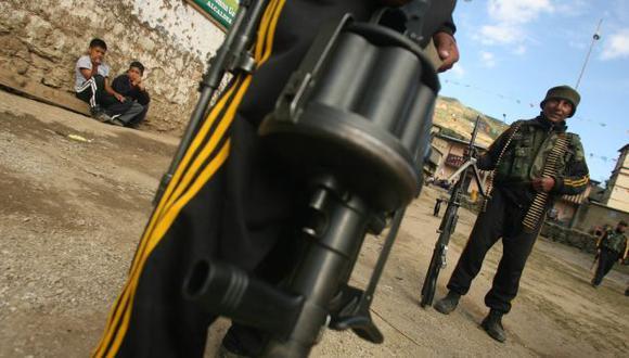 NO CAMBIAN. Terroristas retoman sus antiguos métodos. (USI)