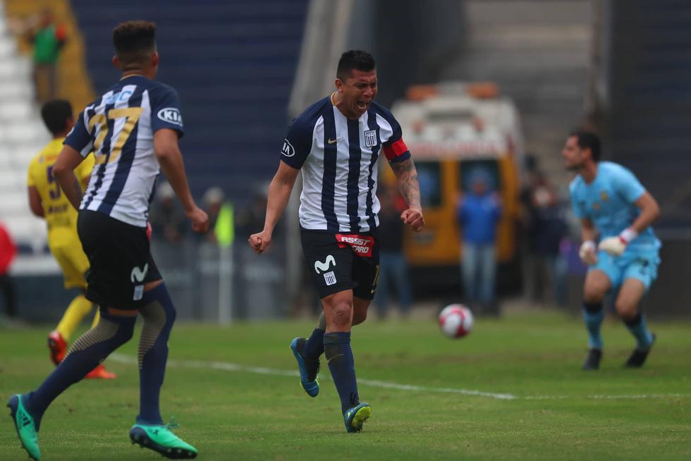 Alianza Lima quiere consolidarse en la punta del Torneo Apertura. (Geraldo Caso/Perú21)