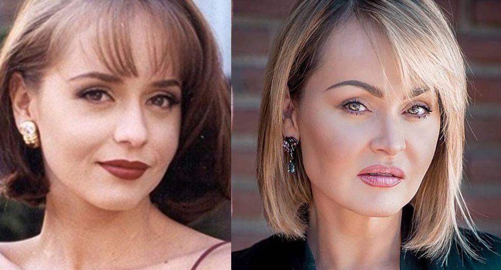 La usurpadora: ¿qué pasó con Gaby Spanic? La actriz venezolana, 21 años después de la telenovela (Foto: Montaje   YouTube   Televisa)