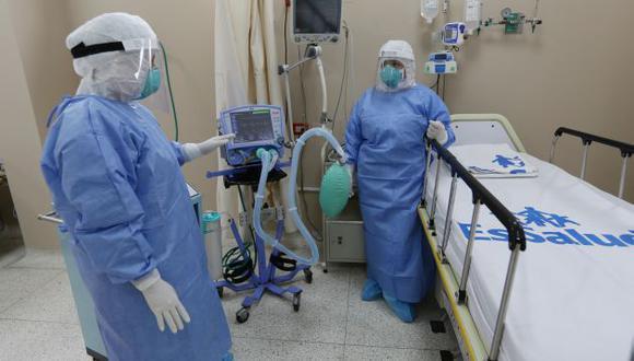 El Poder Ejecutivo ha destinado S/22,666.3 millones para combatir la pandemia. (GEC)