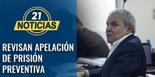 Poder Judicial evalúa apelación contra prisión preventiva contra Luis Castañeda