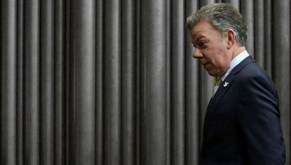 Juan Manuel Santos es citado por irregularidades en su campaña. (Foto: EFE)