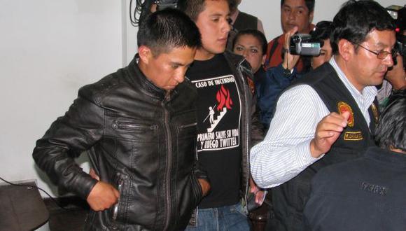 ARREPENTIDO. Policía reconoció que su impericia causó accidente. (Difusión)