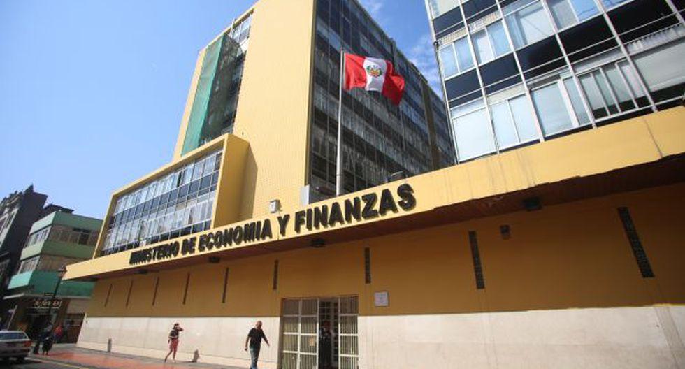 Ministerio de Economía y Finanzas autoriza transferencia de recursos. (Foto: Alonso Chero / GEC)