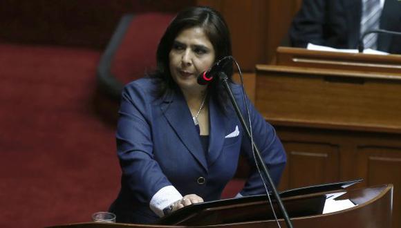 Jara es la sexta premier de este gobierno. (Nancy Dueñas)