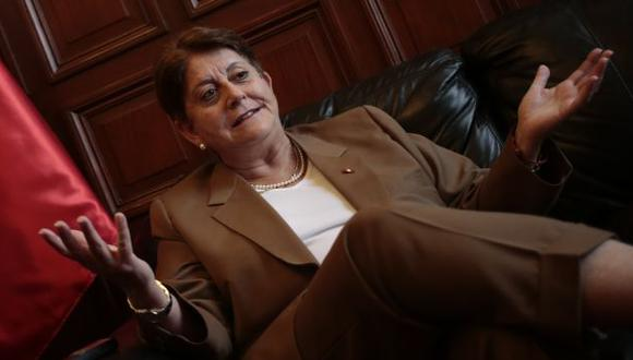 Lourdes Alcorta se une a cinco exmiembros de la bancada de Perú Posible. (USI)