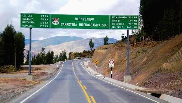 La Carretera Interoceánica Sur adjudicada a Odebrecht es parte de una investigación penal que involucra al expresidente Alejandro Toledo (GEC).