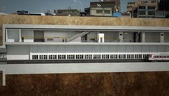 Para realizar el túnel se utilizarán métodos convencionales. (Youtube)