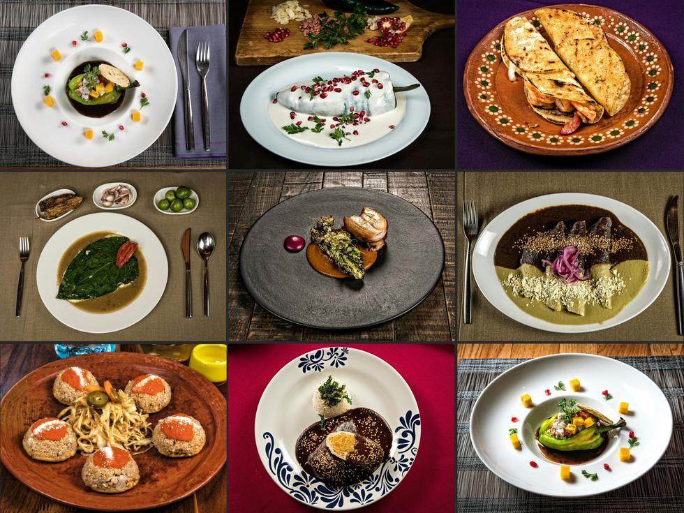 Cocina mexicana también espera su boo gastronómico. (AFP)