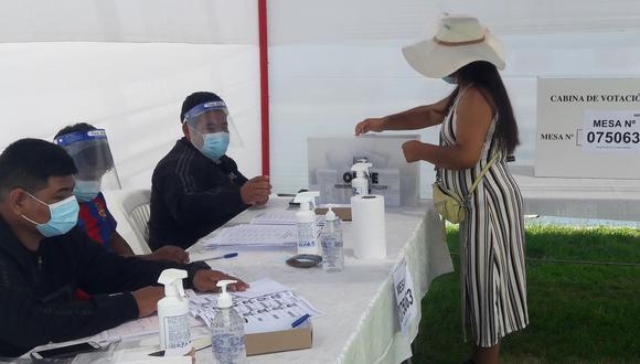 El objetivo es evitar las aglomeraciones y riesgos en el contexto de la pandemia por el COVID-19.