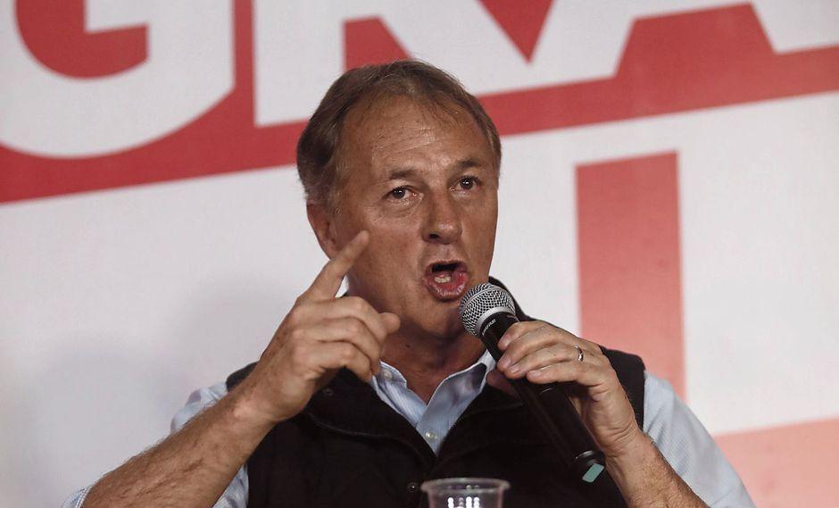 Jorge Muñoz. Alcalde electo de Lima Metropolitana. (César Campos)