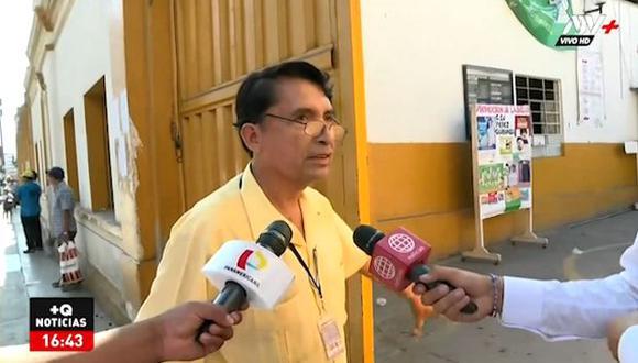 La víctima era abogado de profesión y sería miembro de las Fuerzas Armadas, según la PNP. (Video: ATV+)