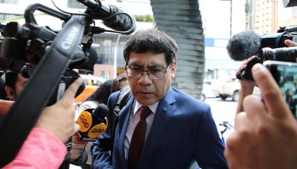 Fiscal Germán Juárez estuvo en sao Paulo para tomar declaración a cuatro colaboradores eficaces. (Reuters)