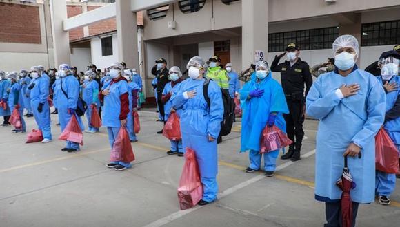 Huánuco: la campaña será ejecutada por 80 profesionales de la salud con el apoyo del Ejército y la Policía. (Foto: Gore Huánuco)