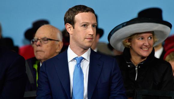 Los cambios anunciados por Zuckerberg podría llevar a la gente a pasar menos tiempo en el sitio. (Getty Images)