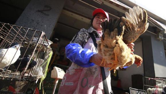 Gripe aviar causa estragos en China. (AP)