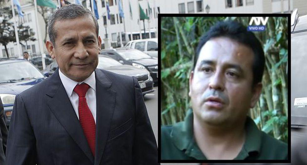 Caso Madre Mía: Ex soldado denunció que Ollanta Humla quemó todos los registros de su promoción. (USI/ATV)
