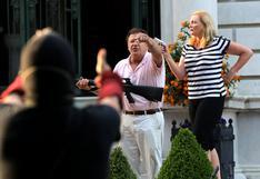 EE.UU.: indultan a pareja que apuntó con armas a manifestantes antirracistas