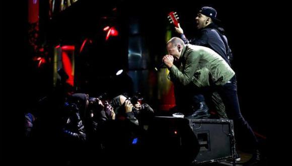 Turbopótamos será banda telonera de Linkin Park (Foto: EFE)