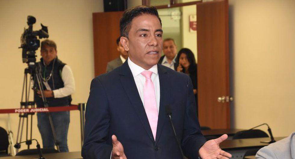 Vieira negó haber intentado huir del país. (Foto: Poder Judicial)