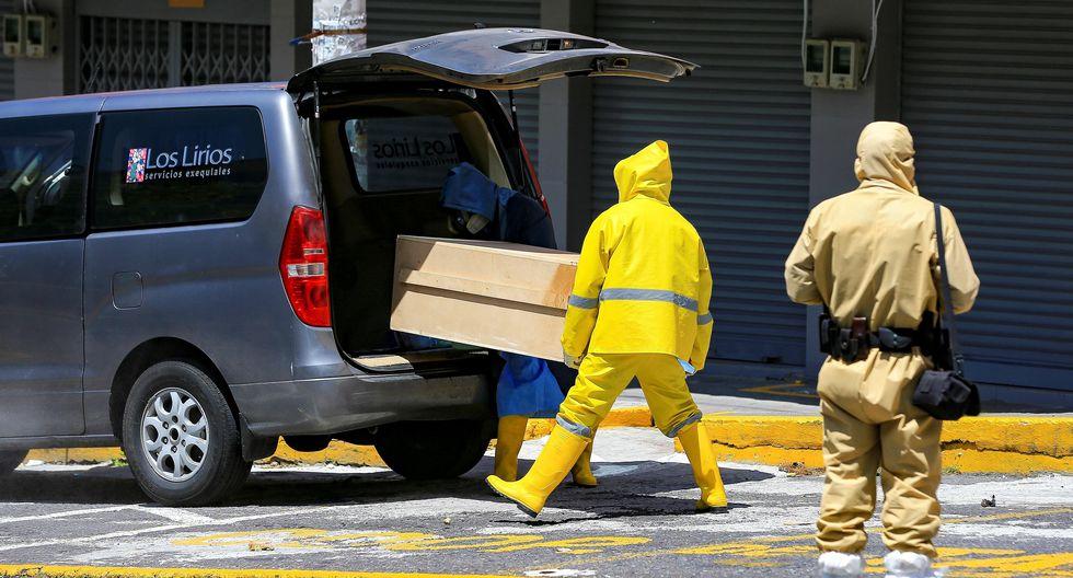 Coronavirus en Ecuador   Imagen referencial. En la estadística no se movió el apartado de personas recuperadas, que se mantuvo en 5.040. (EFE/ José Jácome).