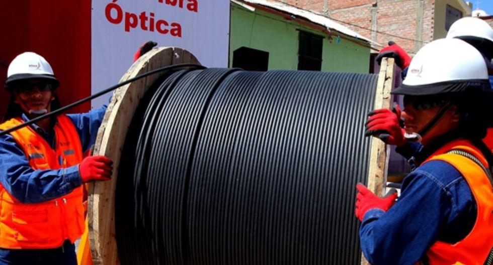 """""""Un país con infraestructura adecuada es sumamente importante para el aprovechamiento de las últimas tecnologías"""", comentó César Peñaranda, director ejecutivo del Instituto de Economía y Desarrollo Empresarial de la CCL. (Foto: Andina)"""