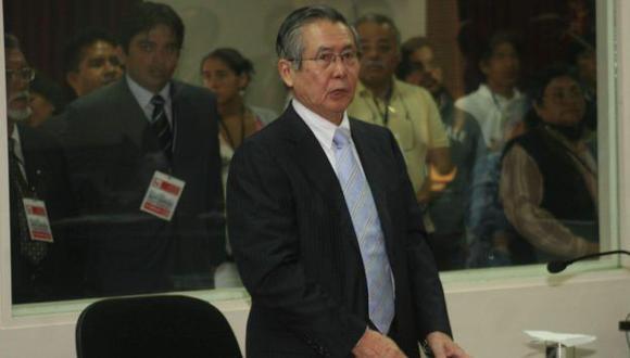 DESESPERADO. En escrito exmandatario cree que comisión dará un informe desfavorable a su pedido. (Andina)