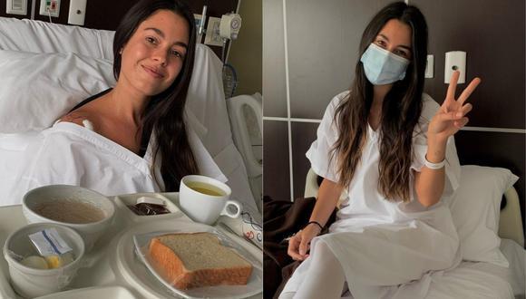 Francesca Zignago fue operada 6 años después de sufrir terrible lesión en programa juvenil. (Foto: @franzignago).