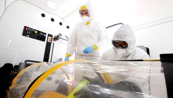 Claves. Los 3 metales son importantes en el sector salud.  / AFP / Ulises Ruiz