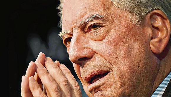 Mario Vargas Llosa. A sus 84 años el arequipeño no deja de producir y entrega este nuevo libro dedicado con admiración a Jorge Luis Borges (Foto: AFP)