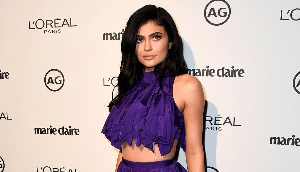 Kylie Jenner cobra un millón 226 mil dólares por una solo foto publicitaria. (Foto: AFP)