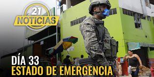 Coronavirus en Perú: Día 33 de estado de emergencia
