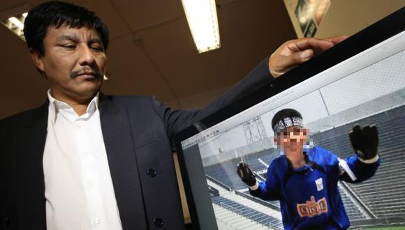 Chumioque pide tener la patria potestad de su hijo, quien ya no entrena en Alianza Lima. (Luis Gonzales)