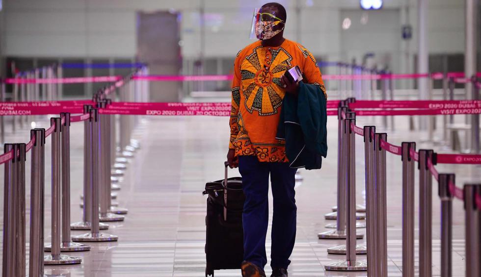 Después de cuatro meses de parálisis, Dubái cuenta con la vuelta de los turistas porque se considera un destino seguro con recursos para proteger a los visitantes del nuevo coronavirus. (AFP / GIUSEPPE CACACE).