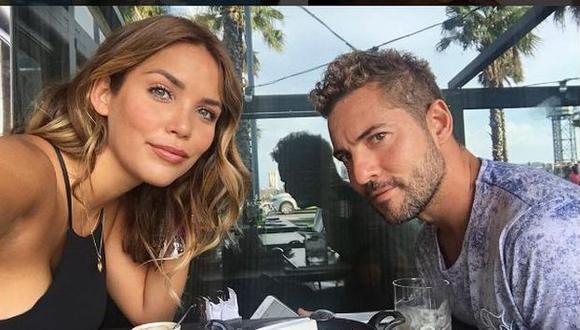 David Bisbal terminó con las especulaciones luego de que se le viera en varias oportunidades con la venezolana. (Instagram)