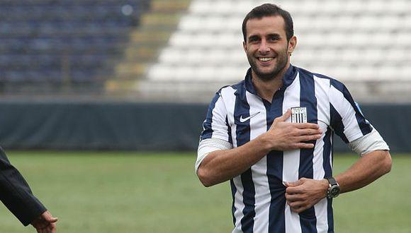 Mauro Guevgeozián está dispuesto a trabajar duro en Alianza Lima. (USI)