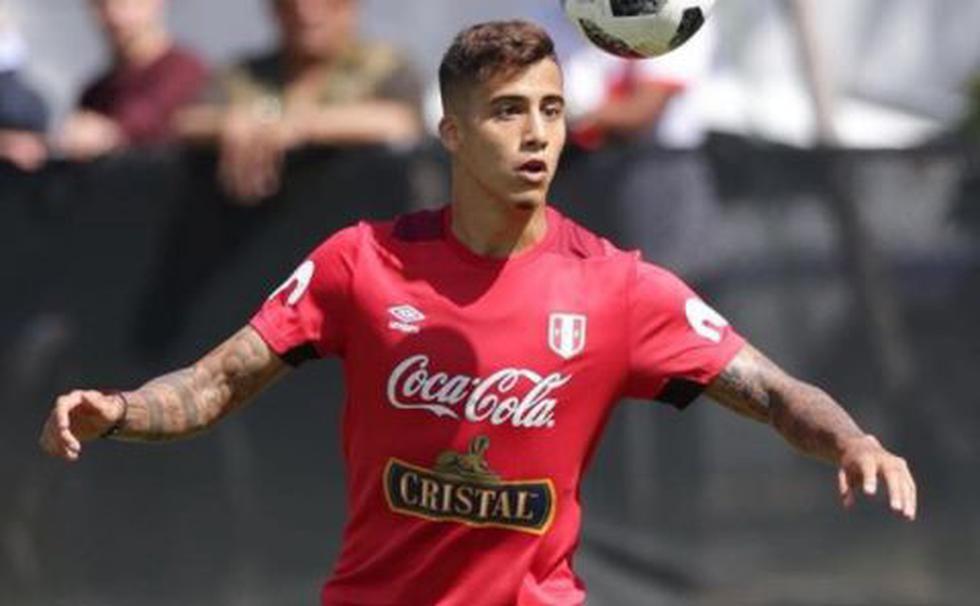 Luis Humberto da Silva integró la última convocatoria de la selección peruana para los amistosos ante Croacia e Islandia. (Instagram @betoto1996)