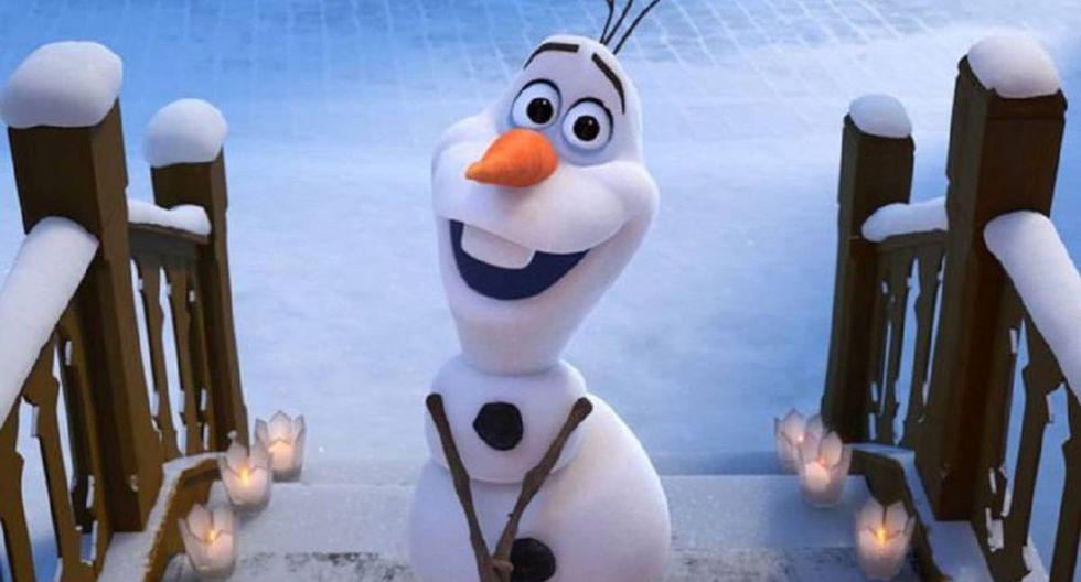 'Olaf' será el protagonista de una serie de cortos hechos en casa en medio de la pandemia del coronavirus. (Foto: Disney)
