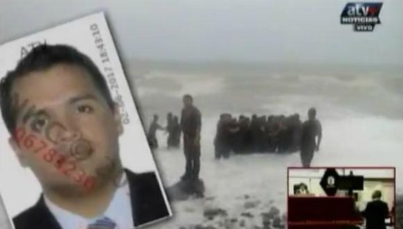 Cayó sanción a mayor Klifford Alexis Rey Sánchez. (Foto: Captura ATV  Noticias).