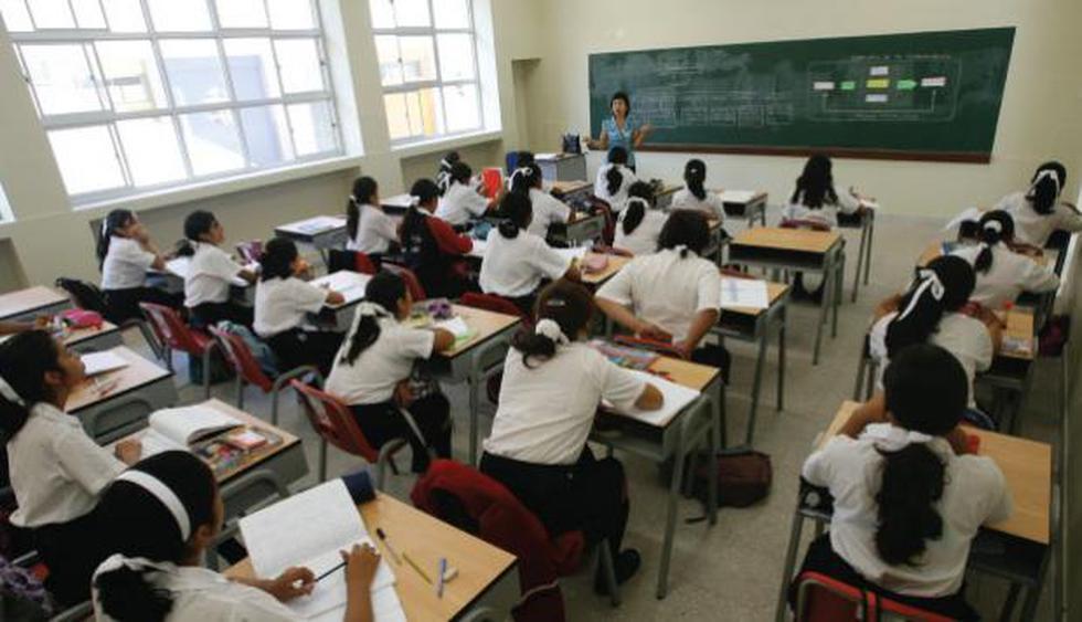 El Minedu resaltó que no deberían haber mayores inconvenientes, pues se ha realizado la programación anual escolar teniendo en cuenta este día no laborable. (USI)