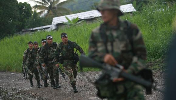 La Policía Nacional mantendrá el control del orden interno con apoyo de las Fuerzas Armadas. (USI)