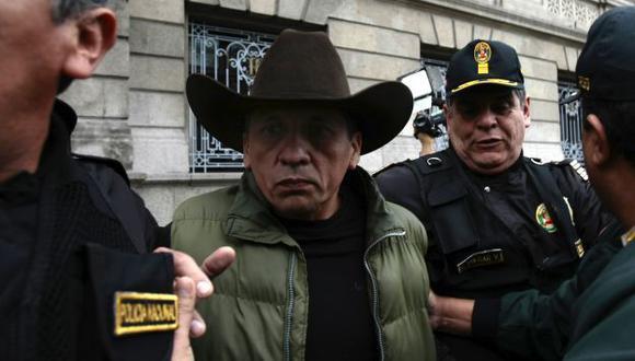Humala Tasso será revisado por un médico legista. (USI)