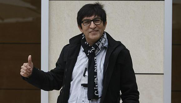 Fernando Armas no participará en el programa 'Tu cara me suena'. (Mario Zapata)