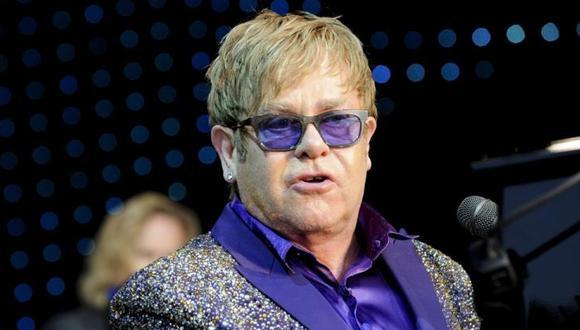 Elton John pospone su gira por Europa y Reino Unido hasta el 2023. (Foto: Agencias)