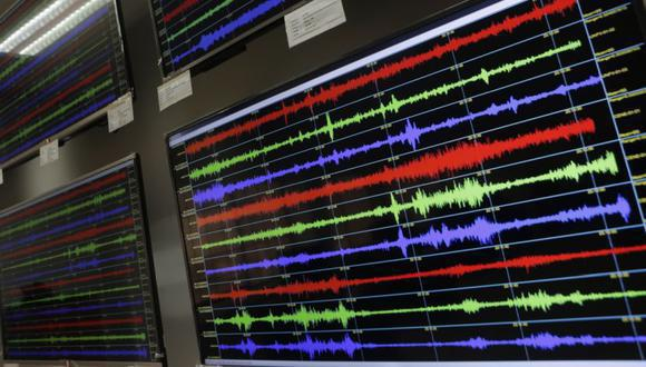 Según el IGP el sismo ha tenido una intensidad de nivel IV. (Foto: Andina)