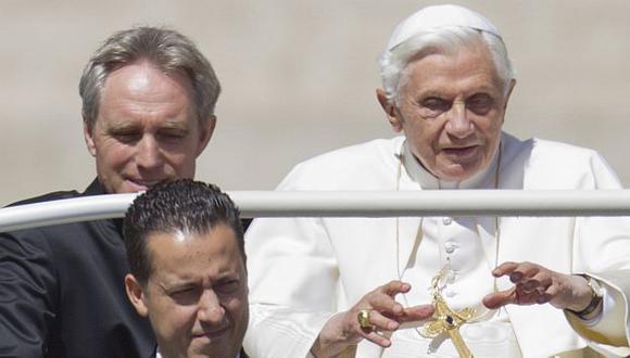 Interrogatorio a Gabriele será interrumpido el jueves por el Corpus Christi. (AP)