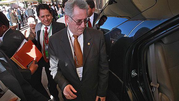 Herrera asegura que el Gobierno busca es una inversión minera con responsabilidad. (USI)