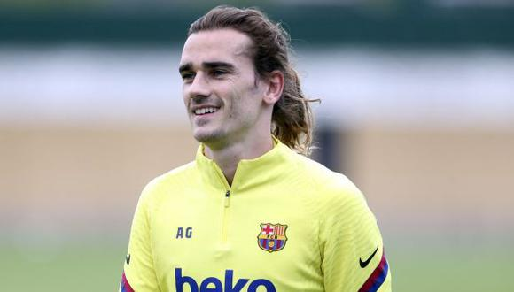 Antoine Griezmann tiene contrato con Barcelona hasta el 2024. (Foto: AFP)