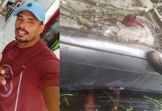 Hombre ayuda a salvar a víctima de accidente y es despedido después de demora