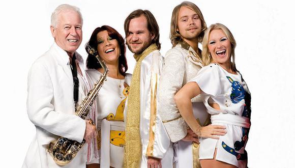 """""""ABBA THE SHOW"""" llegará a Lima por primera vez en septiembre. (Foto: Difusión)"""